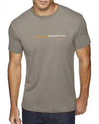Next Level Sueded Essential Office T Shirt