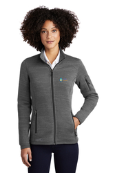 Eddie Bauer Ladies Full Zip Sweater Fleece